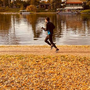 Running à Paris