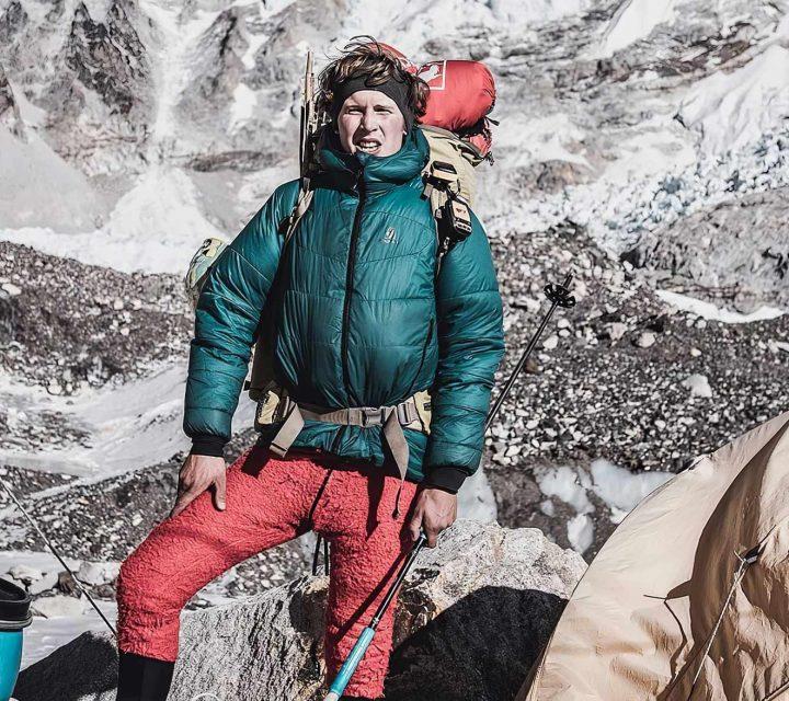 À l'assaut de l'Everest