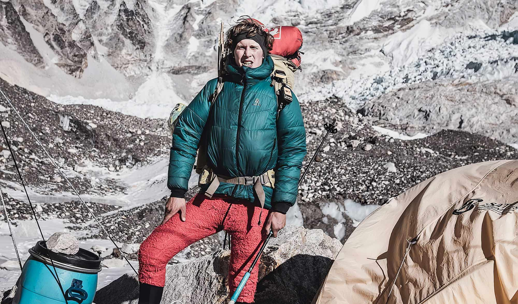 À l'assaut de l'Everest