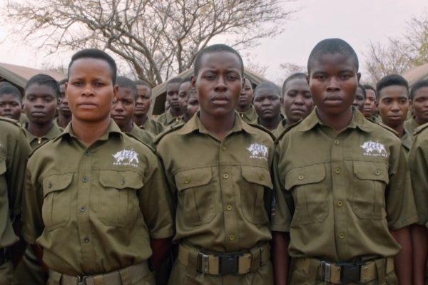 """""""Akashinga, la guerre de l'ivoire"""""""