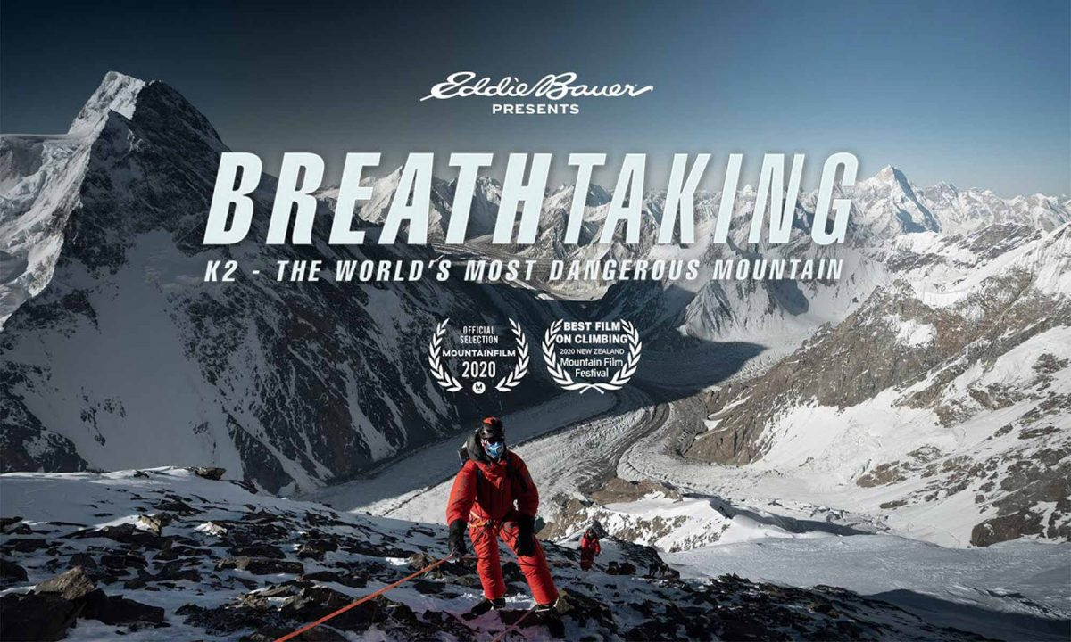 Breathtaking - K2 the worlds most dangerous mountain