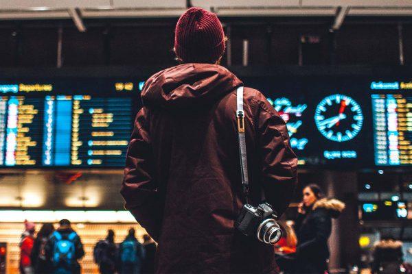 Départs aeroport