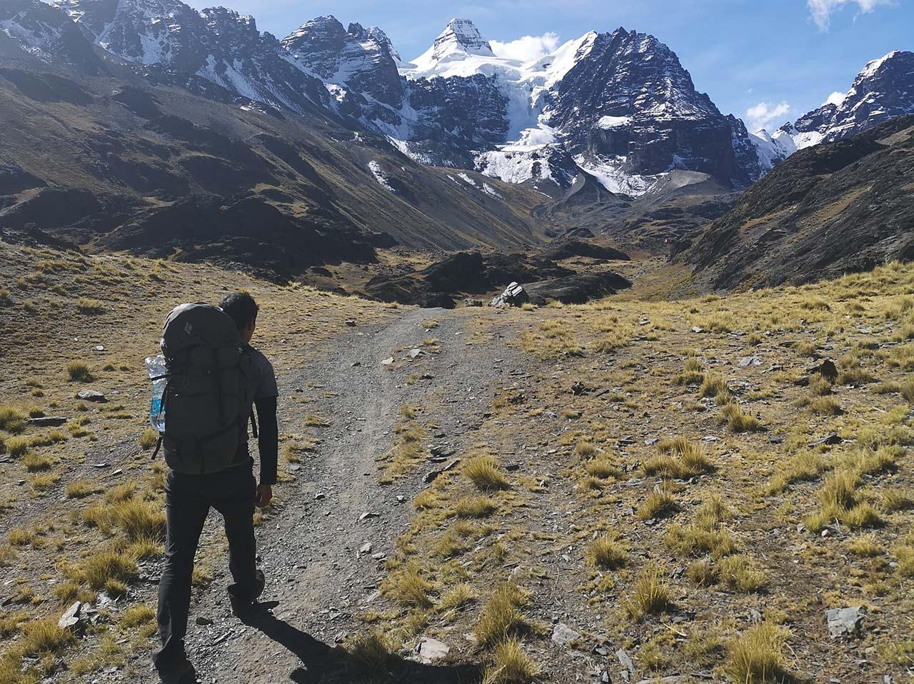 Retour d'aventure : l'appel du condor de Steve Farrugia