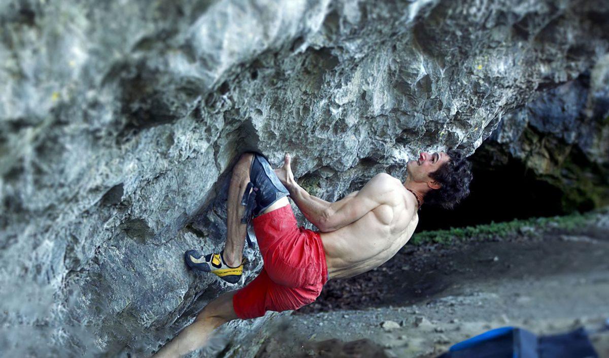 Adam Ondra : Ledoborec