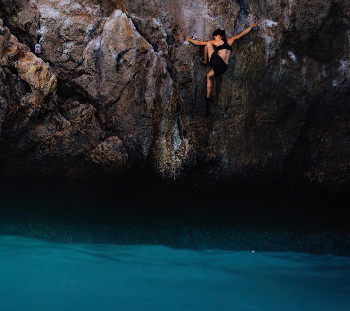 Guide de l'escalade au-dessus de l'eau, ou la grimpe en mode été