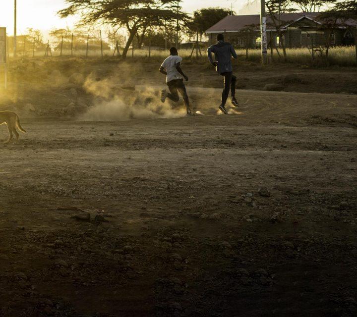 Run, l'équipe Olympique des réfugiés