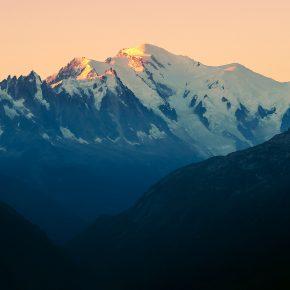Tout autour du Mont-Blanc