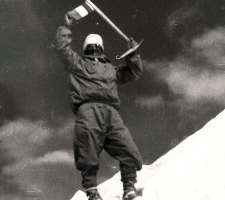 Victoire sur l'Annapurna