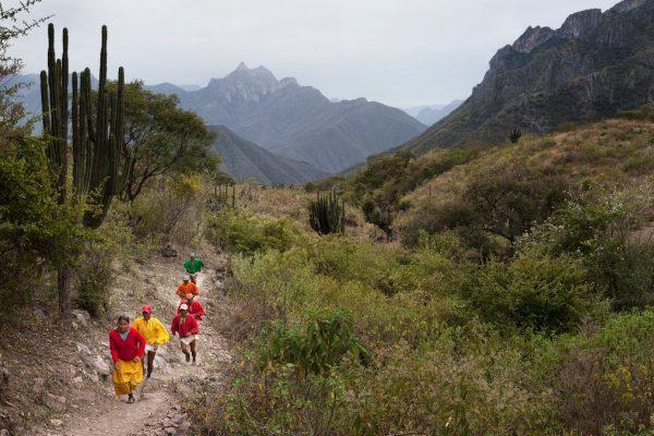 Coureurs Tarahumaras