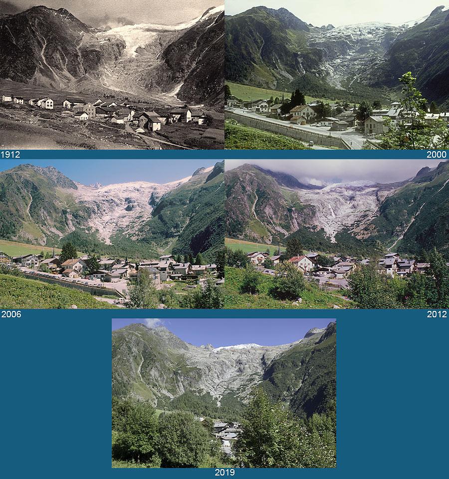 Glacier du Tour, massif du Mont-Blanc