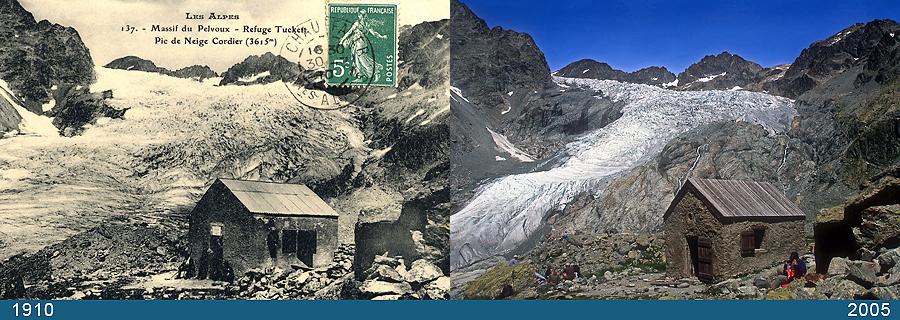 Glacier Blanc, massif du Pelvoux