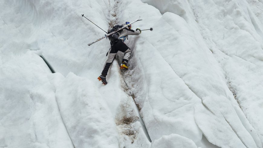 K2 : the impossible descent