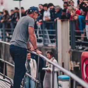 Mike Horn quitte le port de Brest mercredi 8 juillet à 9h