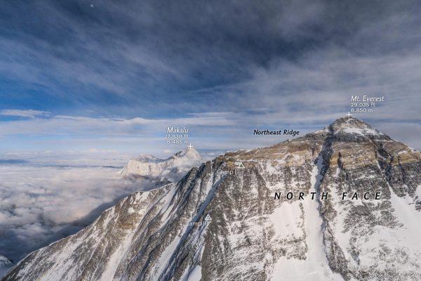 Renan Ozturk Everest National Geographic