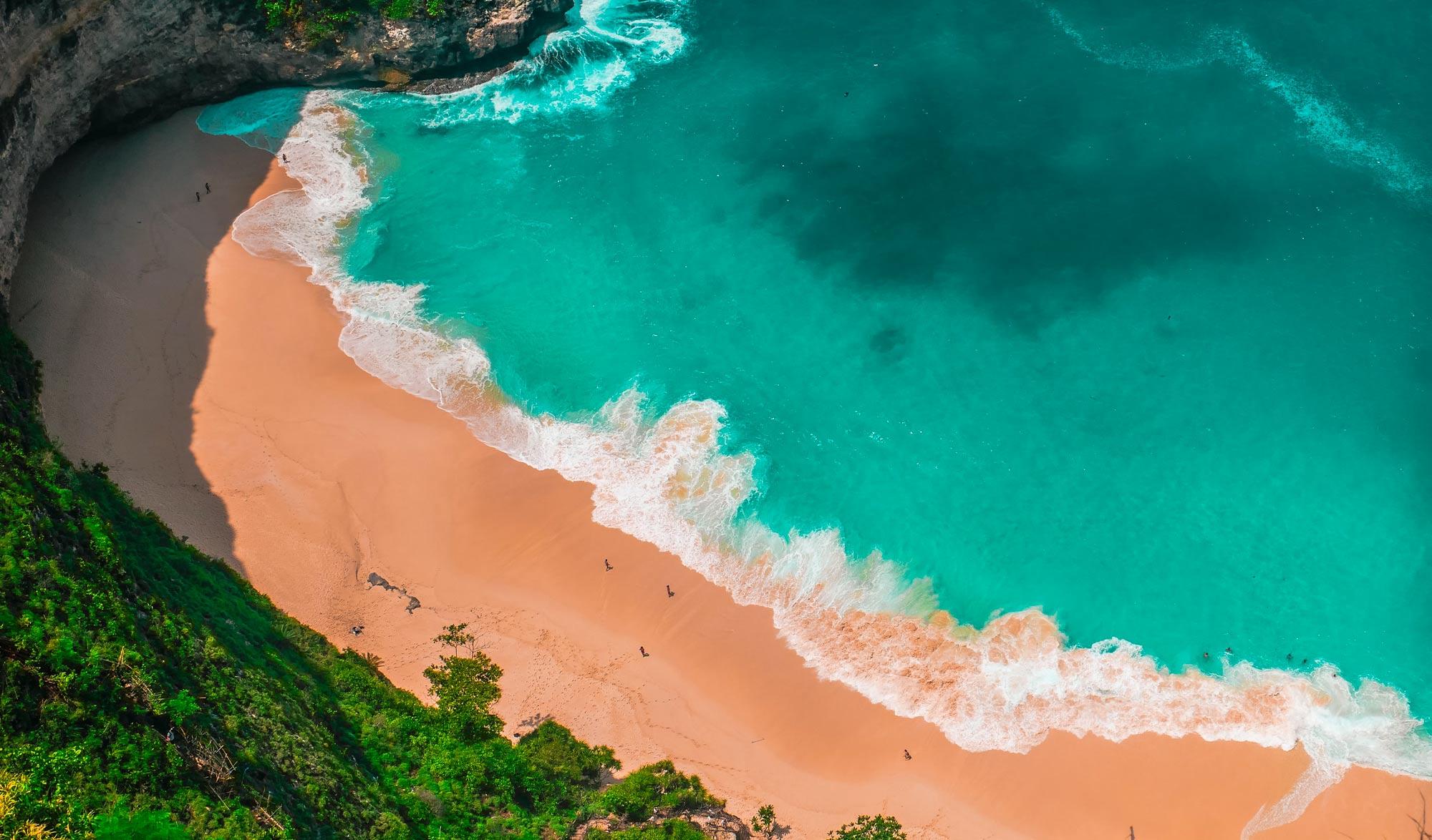 Plage de Bali