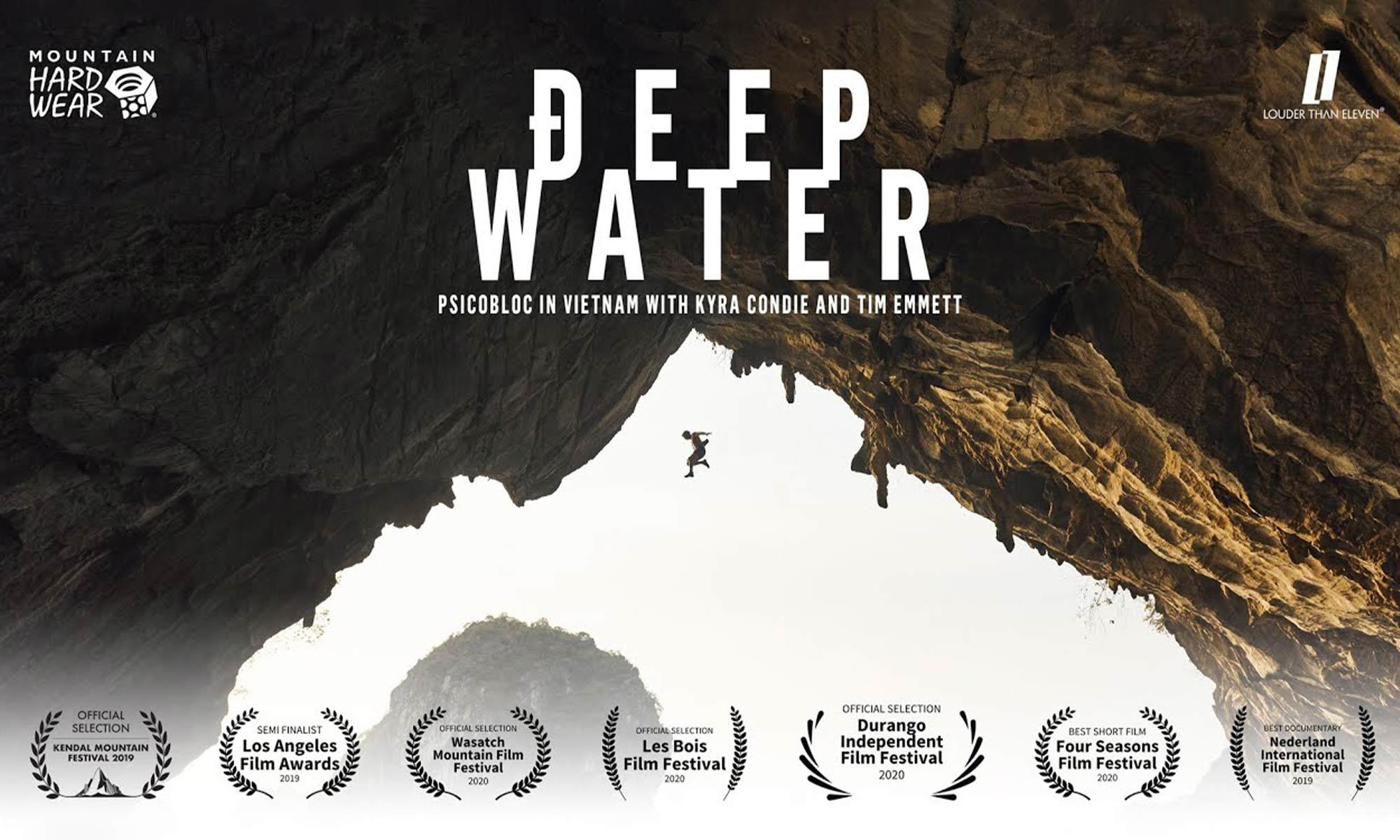 Deep Water - Psicobloc au Vietnam