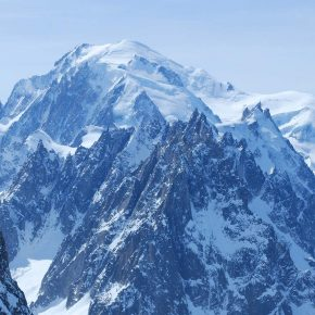 Gravir le Mont-Blanc