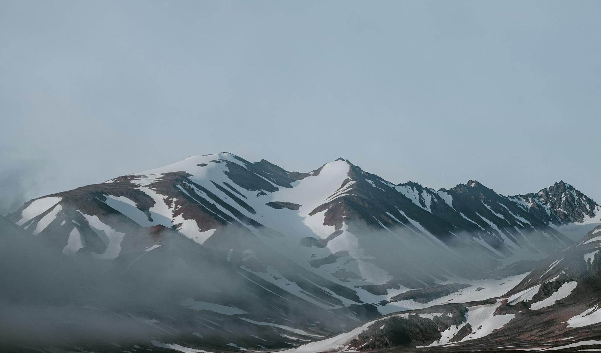 Paysage de Groenland