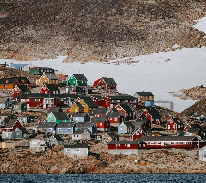 Village de Groenland