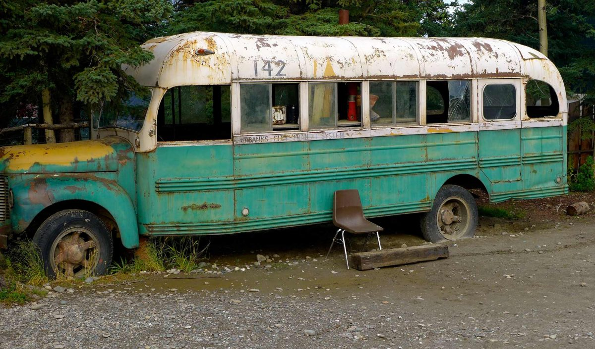 Magic Bus - Into the Wild