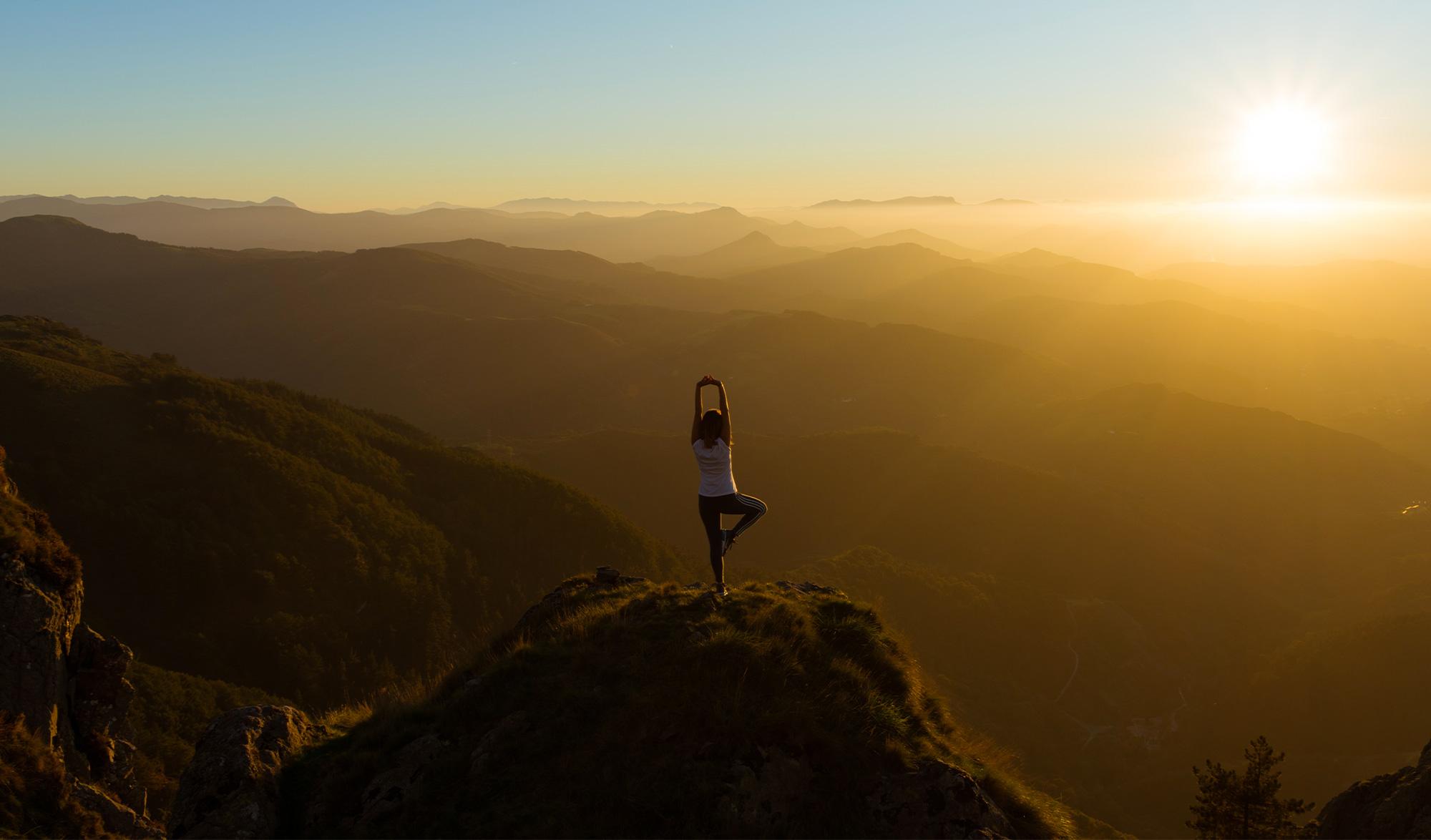 Yoga pour randonneur