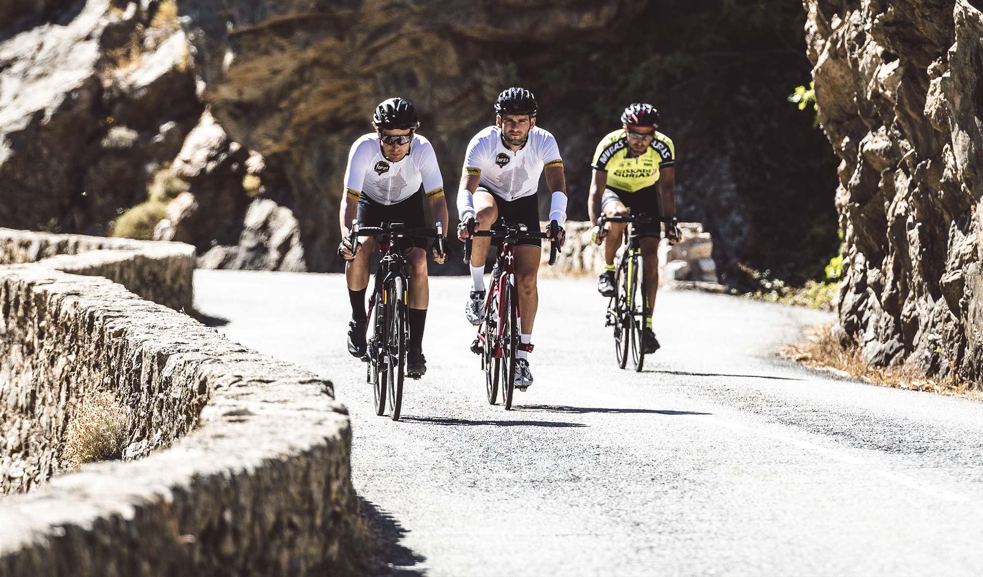 GT20 - traversée de la Corse à vélo