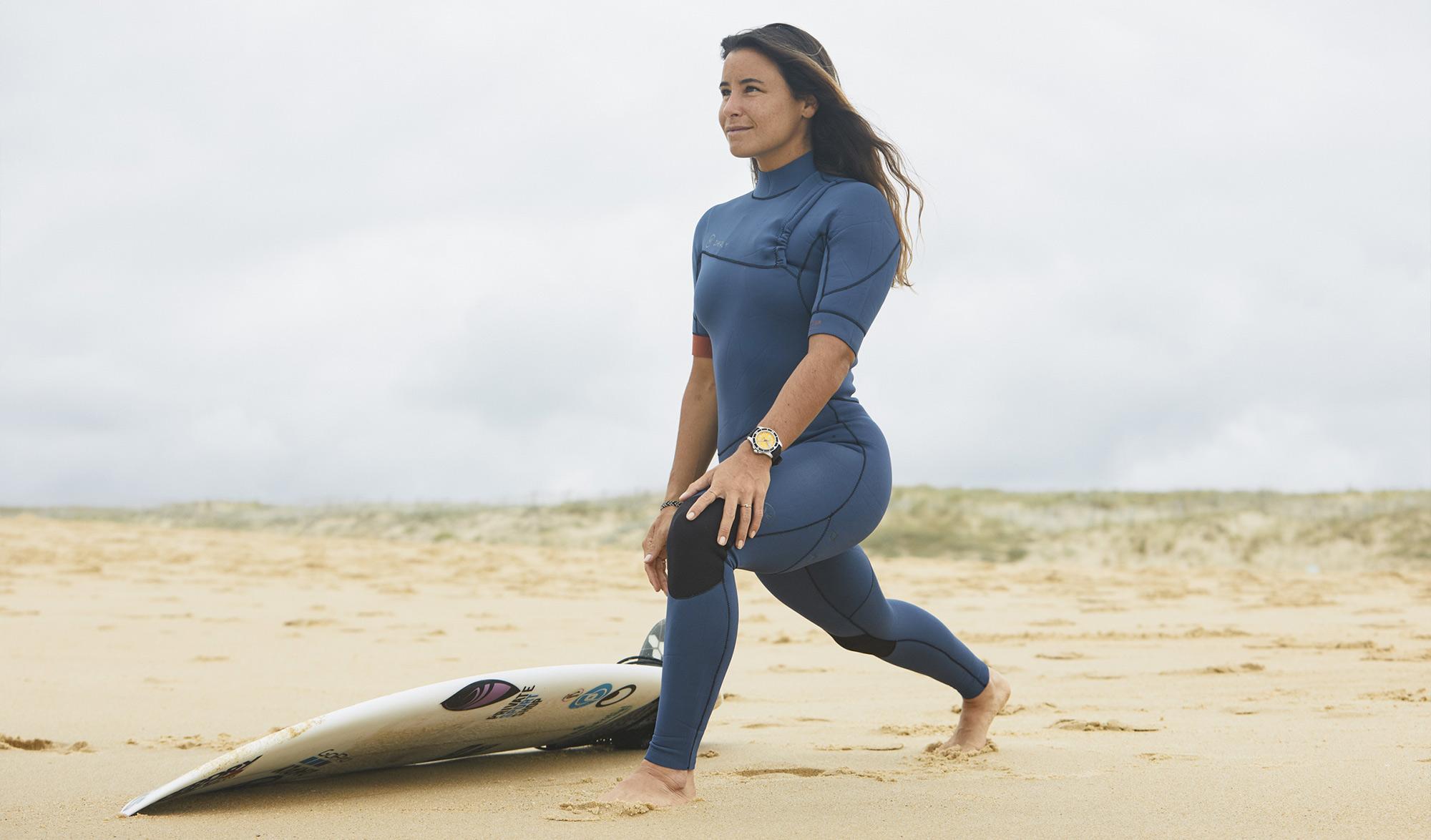 Johanne Defay surf