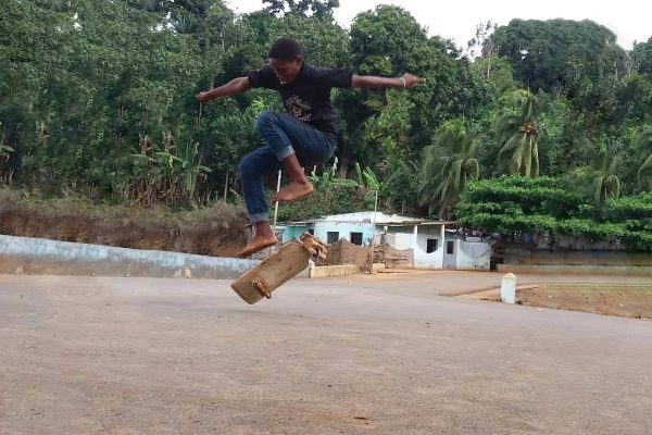 Skate Sao Tome