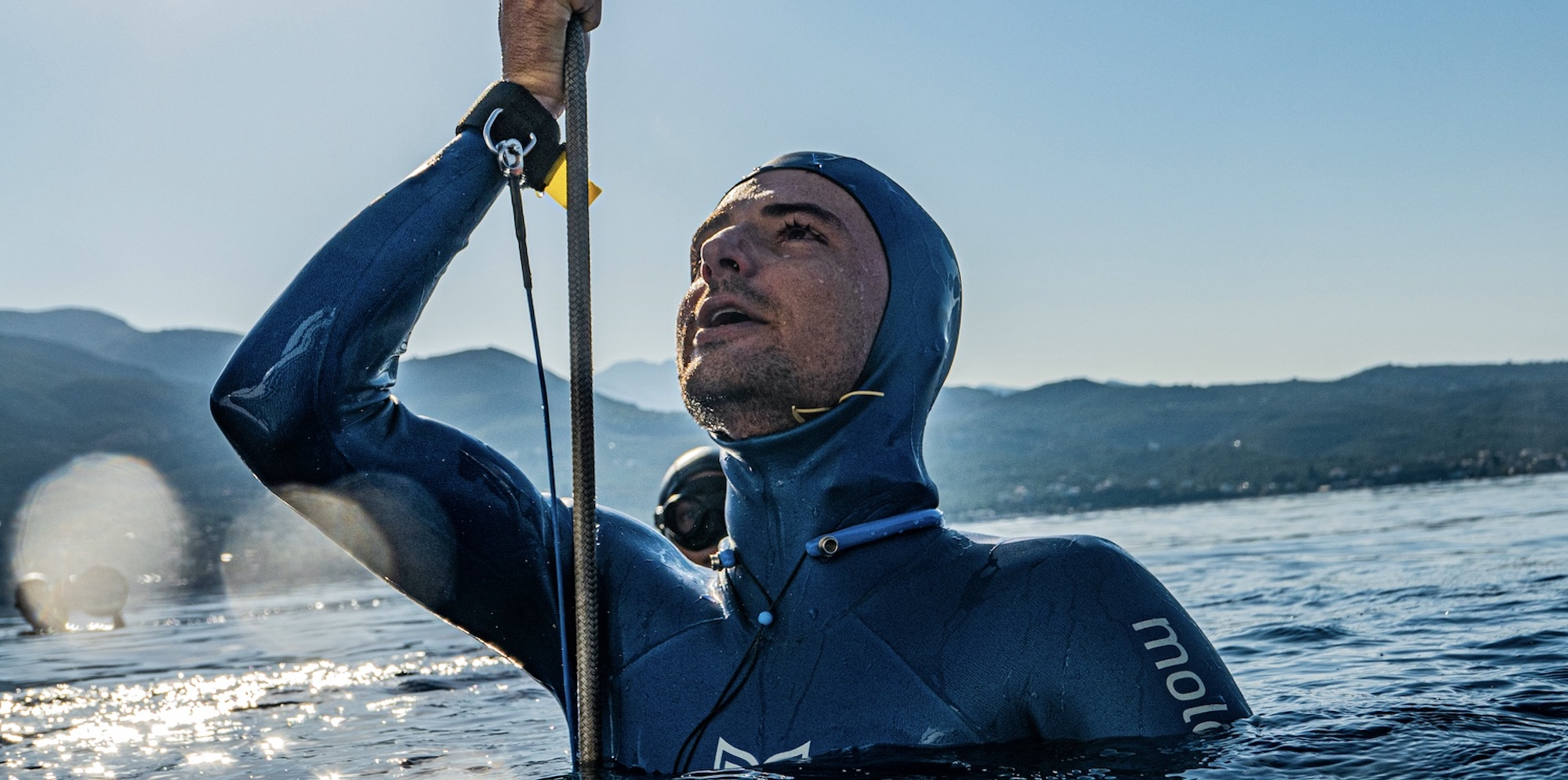 Arnaud Jérald, nouveau recordman français d'apnée