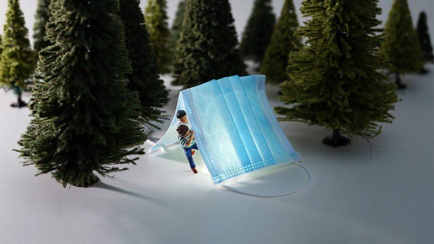 Figurines miniatures outdoor - Tanaka Tatsuya