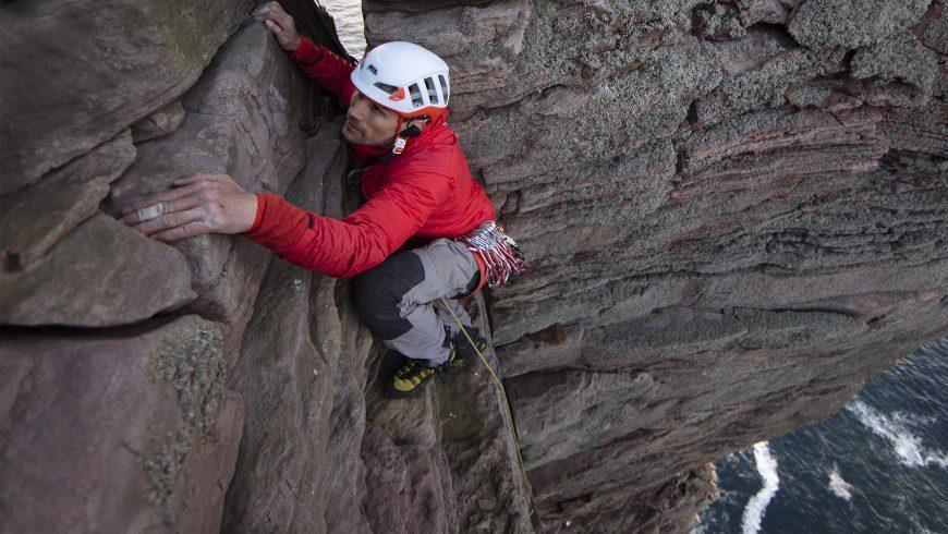 Climbing Blind - Jesse Dufton