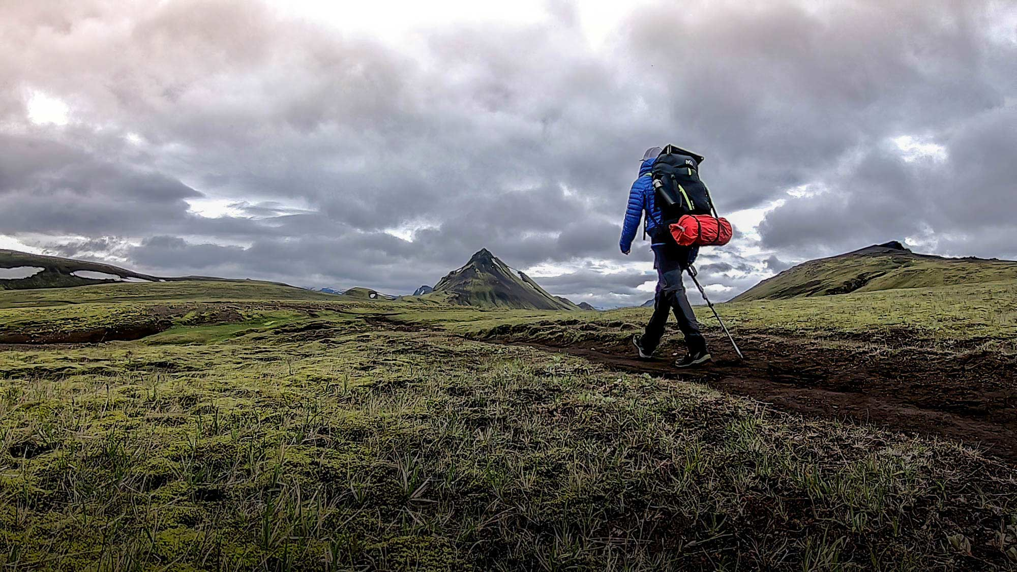 Traversée de l'Islande Nord/Sud