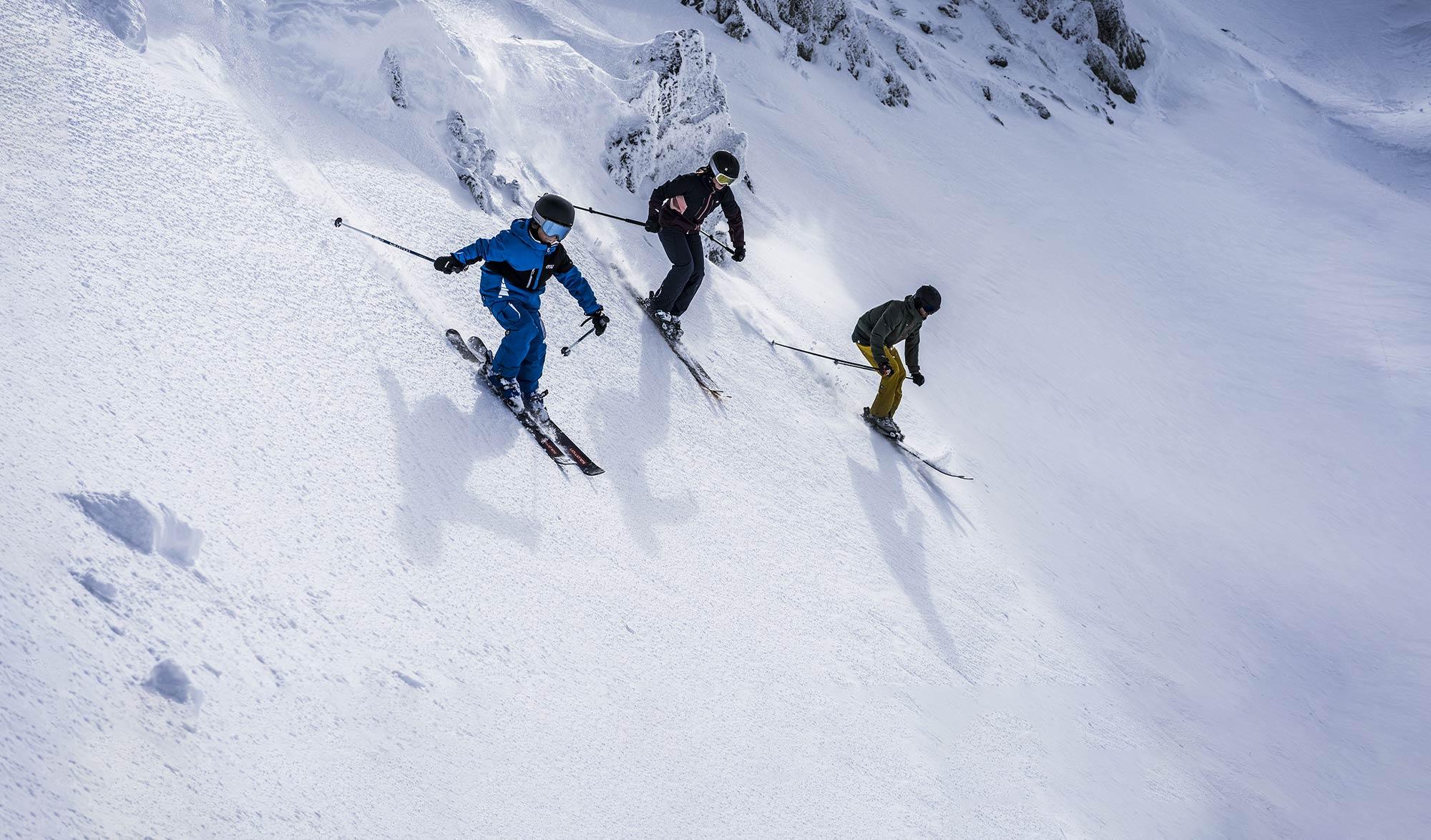 Les Arcs : ski en famille