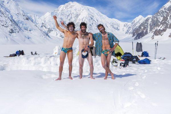 Hélias Millerioux : Expédition Mont Logan