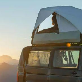 Tente de toit Queshua Van500