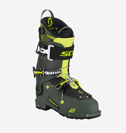 Scott Freeguide Carbon Ski Boot