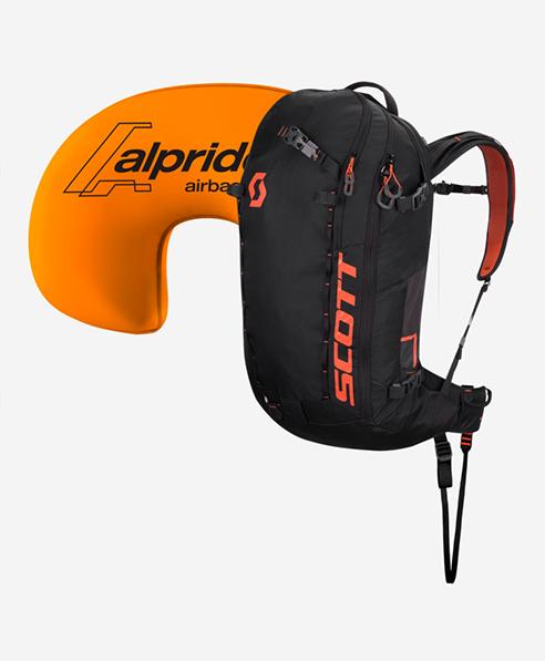 Scott Patrol e1 40 Backpack Kit