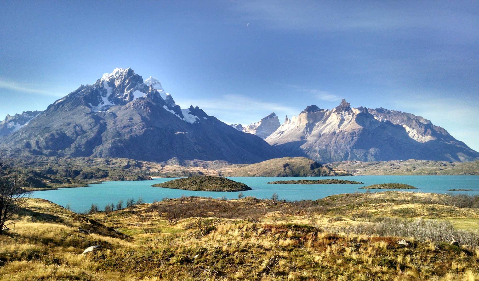 Parc National Torres del Paine, Chili