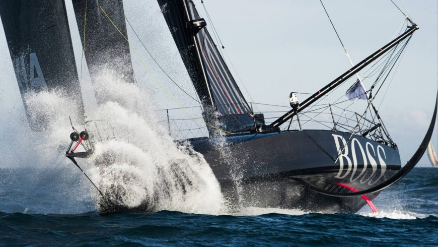 Hugo Boss : vendée globe 2020