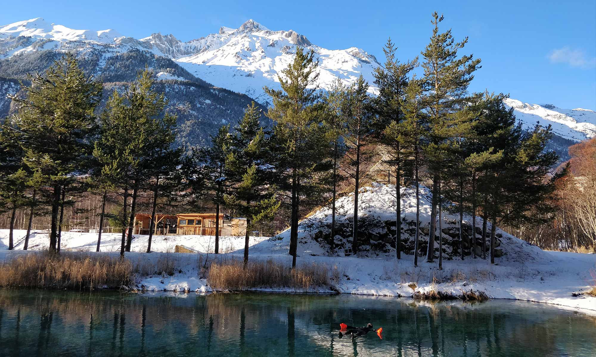 Haute-Maurienne Vanoise : ice floating