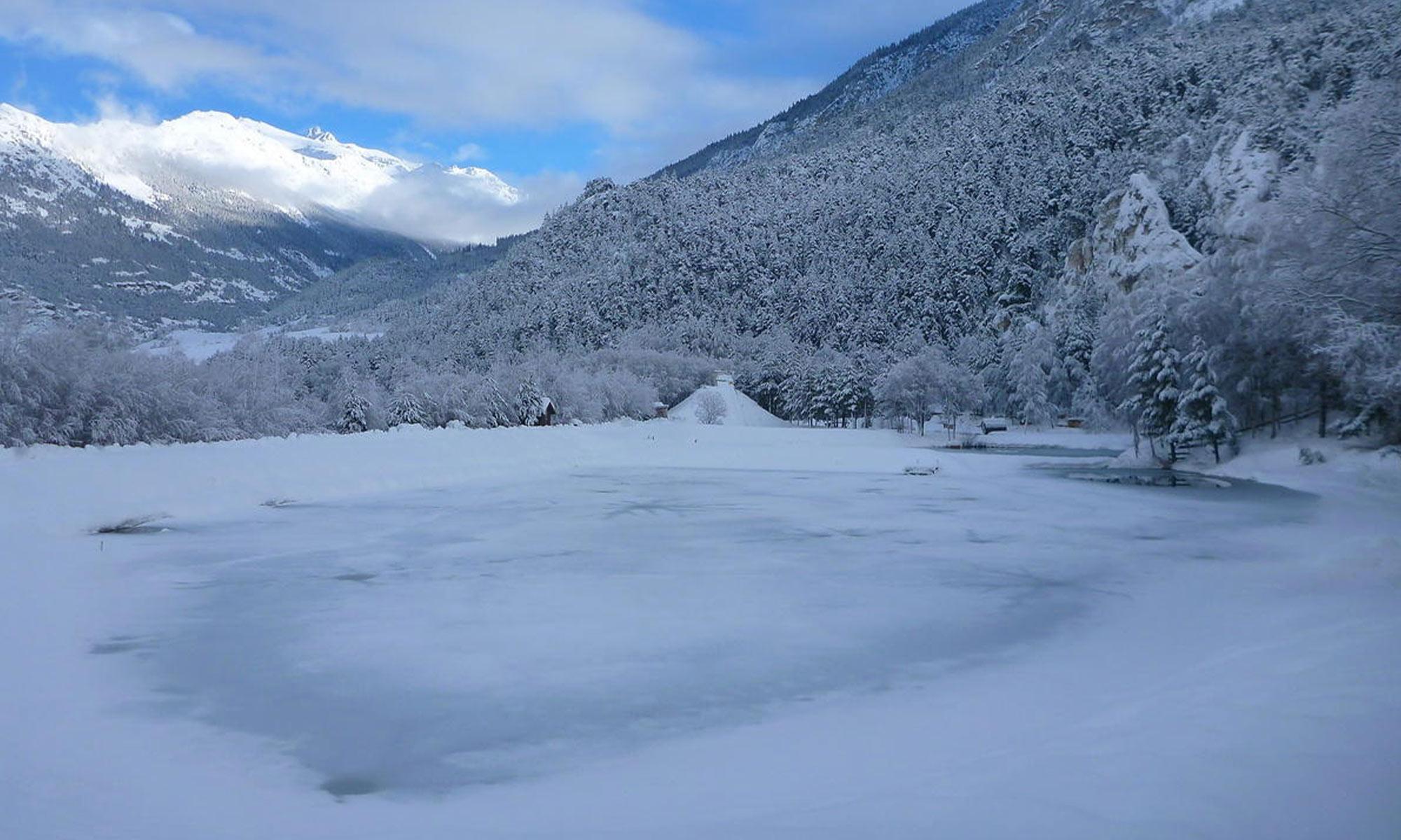 Haute-Maurienne Vanoise : pêche sur glace