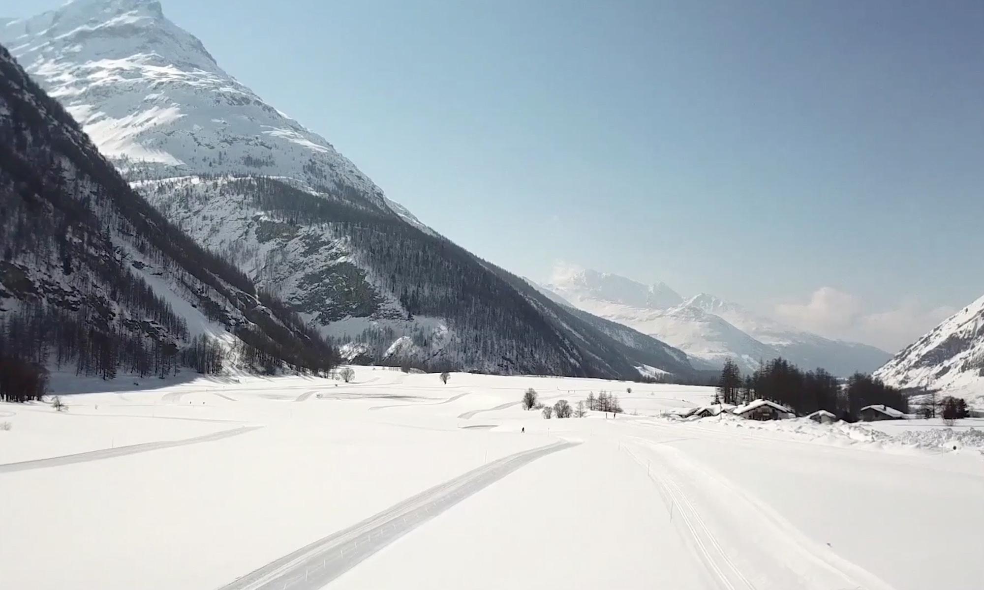 Haute-Maurienne Vanoise : ski nordique