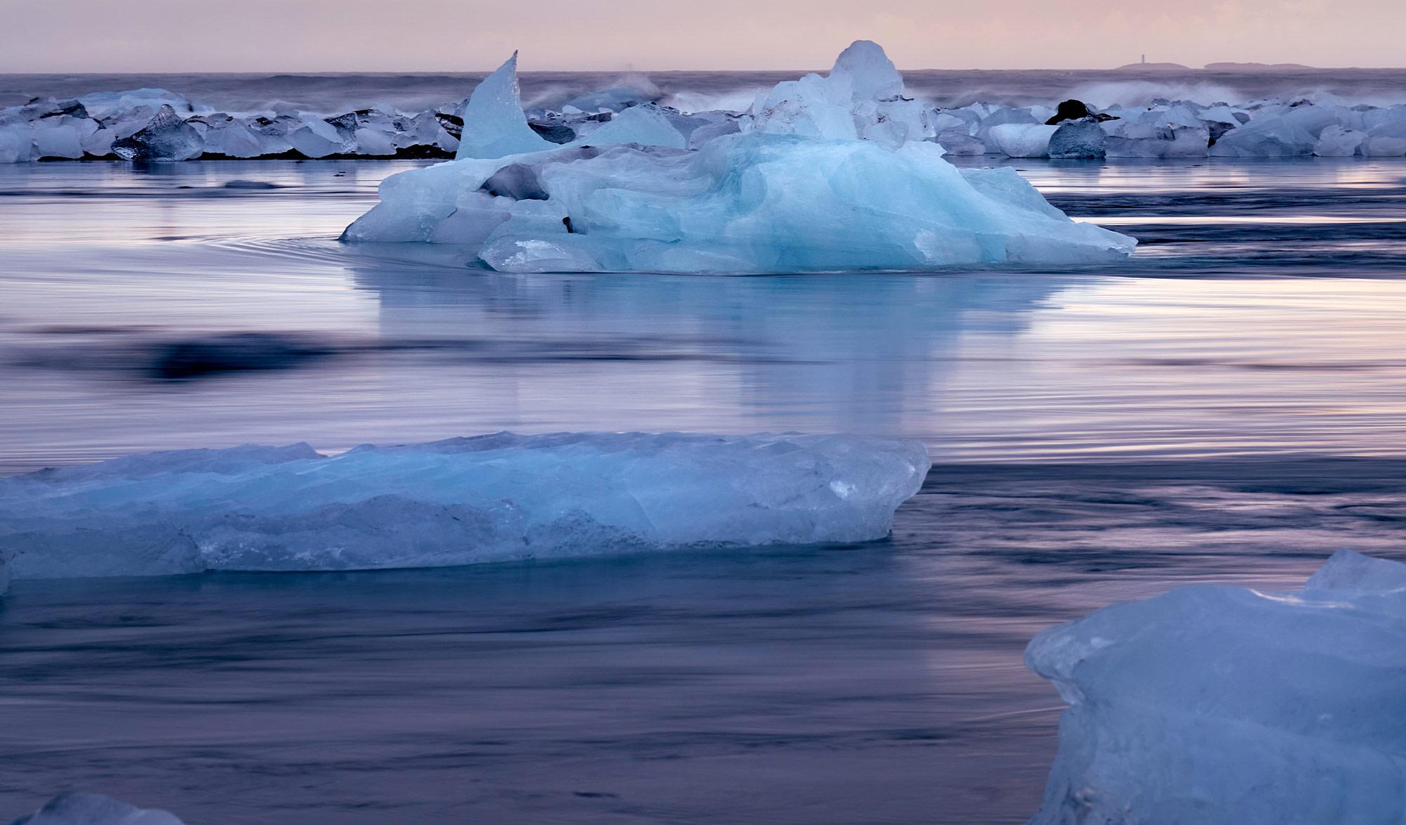 Eaux glacées