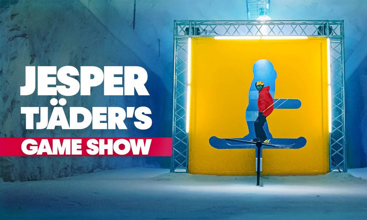 Jesper Tjäder's Game Show