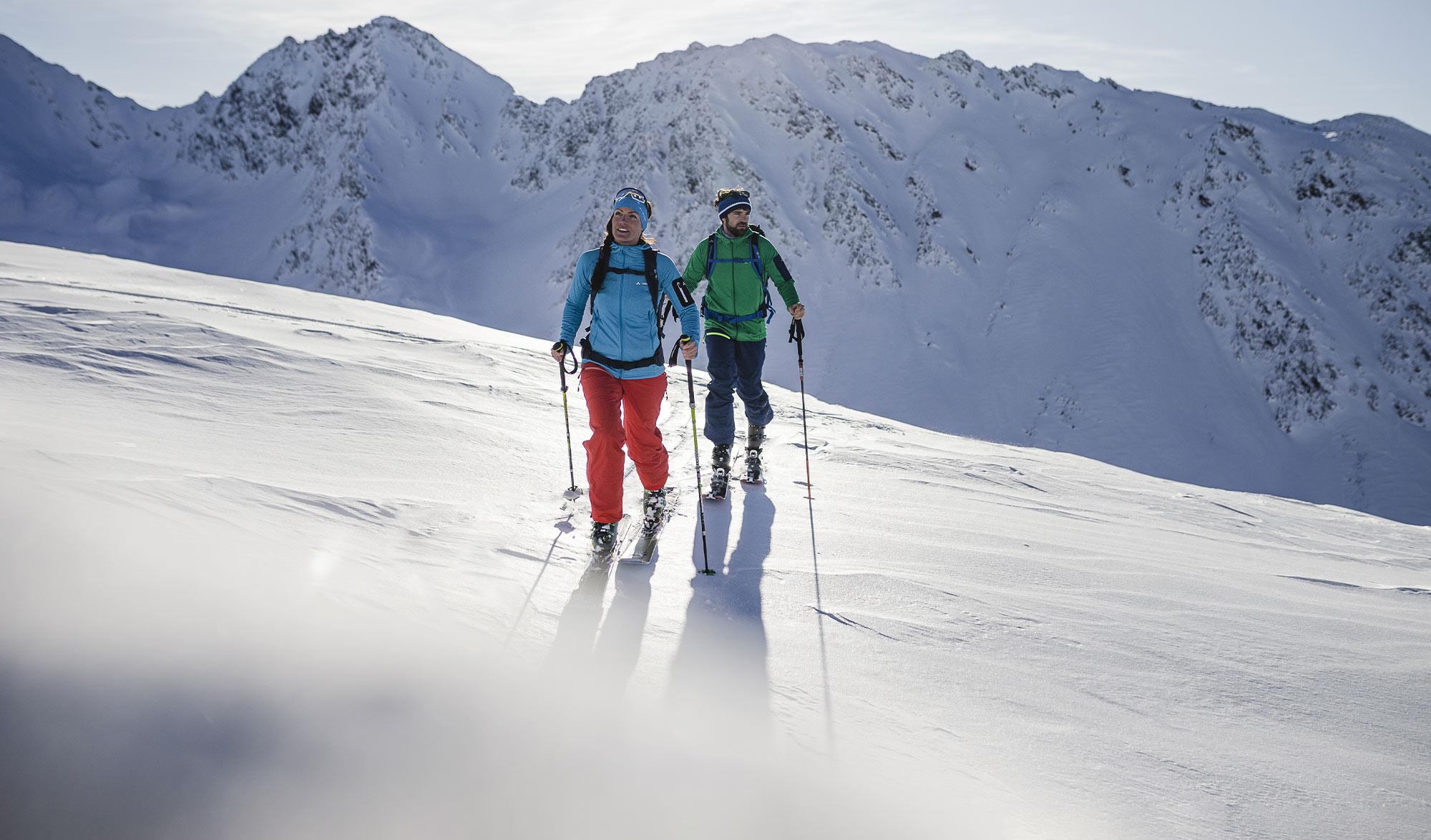Débuter en ski de randonnée