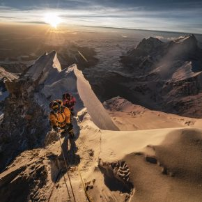 The Ghosts Above : Les fantômes de l'Everest