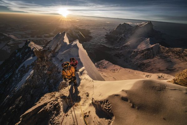 The Ghosts Above : Les fantômes de l'Everest