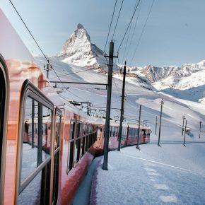 Train Zermatt