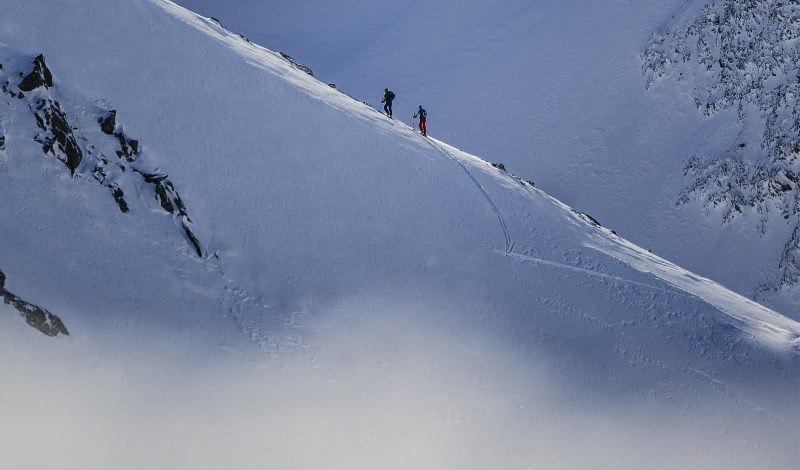 Pas de ski de piste pour l'instant, mais qu'en est-il du ski de rando et des refuges ?