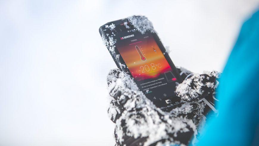 Smartphone Crosscall